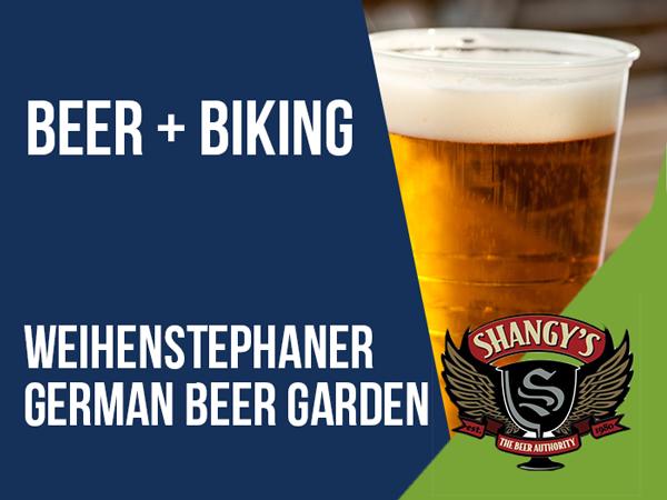 Shangy's - Weihenstephaner German Beer